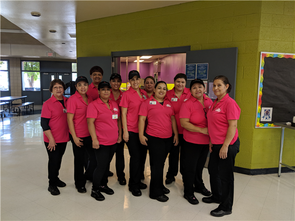 Food Services / Chartwells Employment